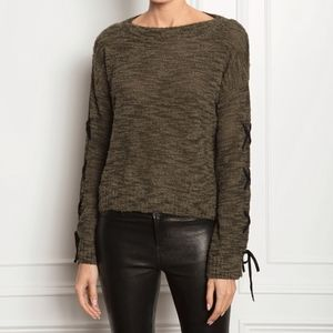 Feel the Piece by Terre Jacobs Conway Sweater